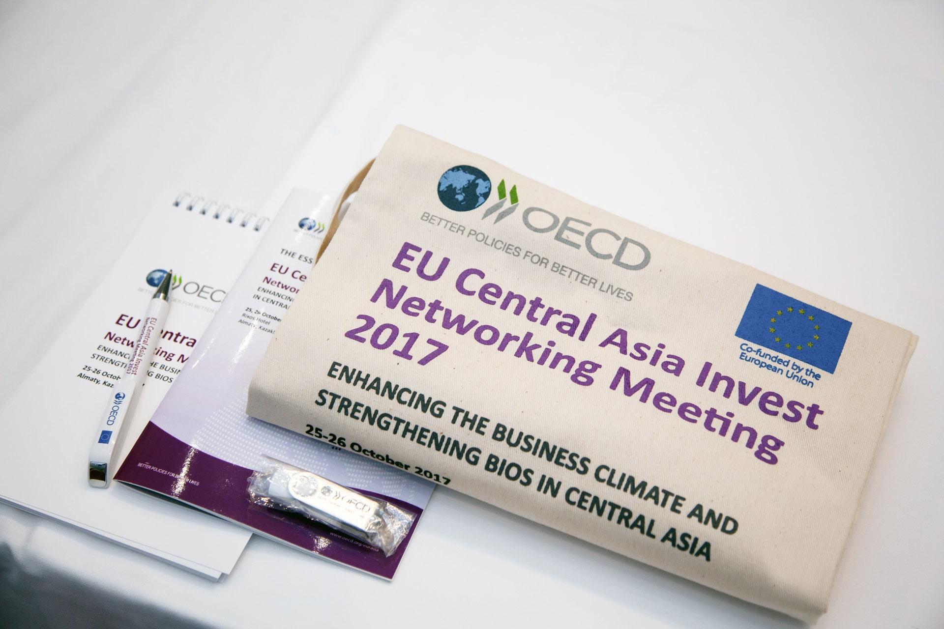 «Неделя Евразии ОЭСР» 23-25 Октября 2017